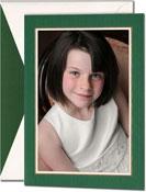 William Arthur Holiday Photo Mount Cards - Ornamental Frame (#29-106649)