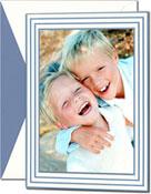 Vera Wang Holiday Photo Cards - Desert Stripe (#53-106397)