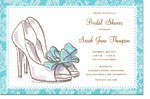 Inkwell - Invitations (Bridal Heels)