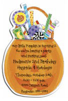 Picture Perfect - Invitations (Halloween Heap)
