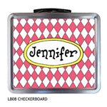 Finlay Prints - Lunchboxes (Checkerboard) (LB08)