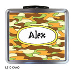 Finlay Prints - Lunchboxes (Camo) (LB10)