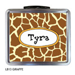 Finlay Prints - Lunchboxes (Giraffe) (LB13)