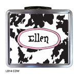 Finlay Prints - Lunchboxes (Cow) (LB14)