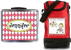 Lunch Sacks & Lunch Boxes