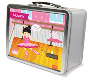 Spark & Spark Lunch Box - Ballerina Studio (Asian Girl) (03-LC-1400-2-05)
