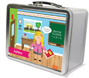 Spark & Spark Lunch Box - Learning Time (Blonde Girl) (03-LC-1400-4-01)