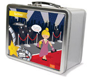 Spark & Spark Lunch Box - In The Spotlight (Blonde Girl) (03-LC-1400-6-01)