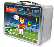 Spark & Spark Lunch Box - Touchdown (Blonde Boy) (03-LC-1401-6-01)
