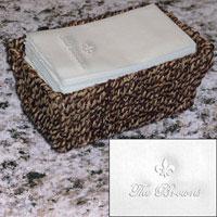 Classic Impressions - Guest Towels Set (Fleur-de-lis)