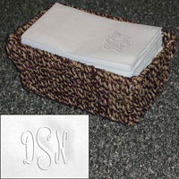 Classic Impressions - Guest Towels Set (Easton Monogram)