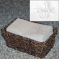 Classic Impressions - Guest Towels Set (Regalia Initial)