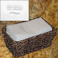 Classic Impressions - Guest Towels Set (Flourish)