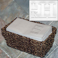 Classic Impressions - Guest Towels Set (Prestige Monogram)