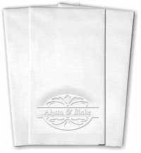 Classic Impressions - Guest Towels (Damask)