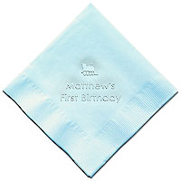 Classic Impressions - Embossed 3-ply Beverage/Luncheon Napkins (Choo Choo)