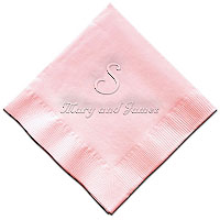 Classic Impressions - Embossed 3-ply Beverage/Luncheon Napkins (Signet)