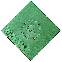 Classic Impressions - Embossed 3-ply Beverage/Luncheon Napkins (Poker)