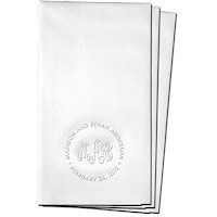 Classic Impressions - Guest Towels (Ageless Monogram - WB9010 - WRT194)