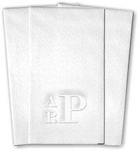 Classic Impressions - Guest Towels (Prestige Monogram)
