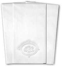 Classic Impressions - Guest Towels (Winchester Monogram)