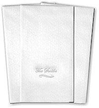 Classic Impressions - Guest Towels (Flourish)