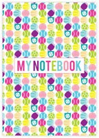 Evy Jacob Composition Notebooks (Sports - Girl) (NB19)