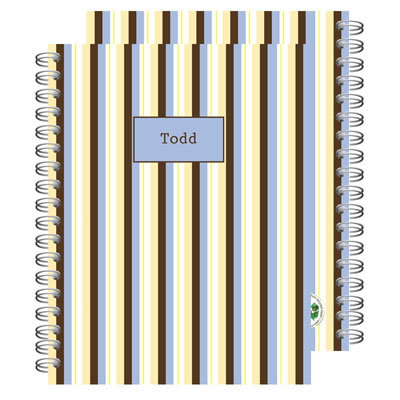 Milo Paper - Mini Notebooks (Chick Magnet)