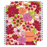 Milo Paper - Spiral Notebooks (Flower Power) (109)