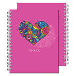 Milo Paper - Spiral Notebooks (Veronica) (126)