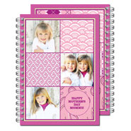 Milo Paper - Photo Notebooks (Pink Patch) (PN_108)