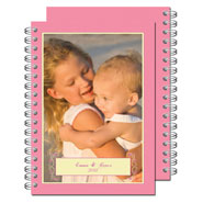 Milo Paper - Photo Notebooks (Tickled Pink) (PN_115)