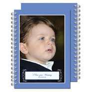 Milo Paper - Photo Notebooks (Tickled Blue) (PN_116)