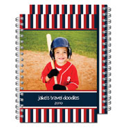 Milo Paper - Photo Notebooks (Baseball Fan) (PN_117)