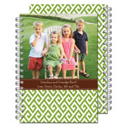 Milo Paper - Photo Notebooks (Santorini Green) (PN_123)