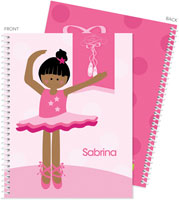 Spark & Spark Note Notebooks - Love For Ballet (African American) (03-NBS-1400-53-04)