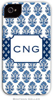 Boatman Geller Hard Phone Cases - Beti Navy