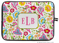 Boatman Geller Laptop Sleeves - Bright Floral
