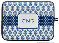 Boatman Geller Laptop Sleeves - Beti Navy