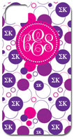 Hard Phone Cases - Sigma Kappa - Bubbles (GOTGK-SK-02)