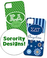 Sorority Phone Cases