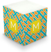 Dabney Lee Personalized Sticky Note Cubes - Acapulco