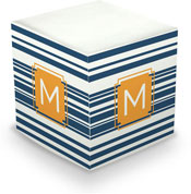 Dabney Lee Personalized Sticky Note Cubes - Block Island