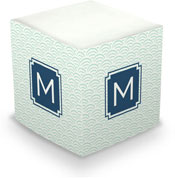 Dabney Lee Personalized Sticky Note Cubes - Ella