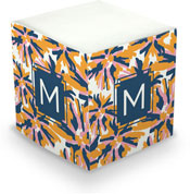 Dabney Lee Personalized Sticky Note Cubes - Fireworks