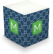 Dabney Lee Personalized Sticky Note Cubes - Rope