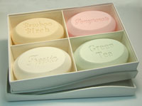 Personalized Soap - 4 Bars