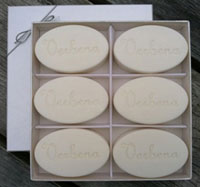 Personalized Soap - Six Bars - Verbena Inspire