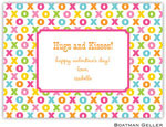 Boatman Geller Stationery - Hugs and Kisses Valentine&#39;s Day Cards (#21209)