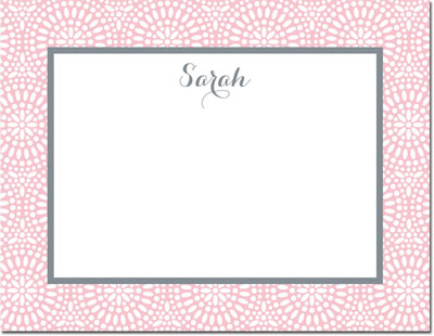 Boatman Geller - Create-Your-Own Personalized Stationery (Bursts - Sm. Flat Card)